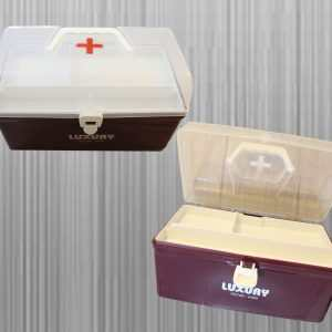جعبه کمک های اولیه صندوقی