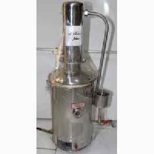 دستگاه آب مقطرگیری