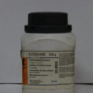 هیدروکسی آمونیوم کلرید50گرمی