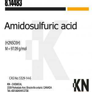 آمیدو سولفوریک اسید