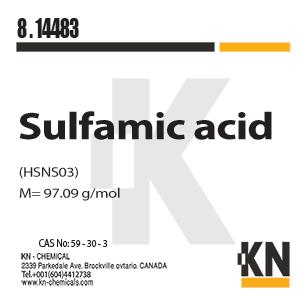 اسید سولفامیک