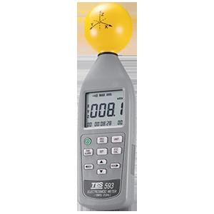 دستگاه-اندازه-گیری-امواج-الکتریکی-مدل-TES-593