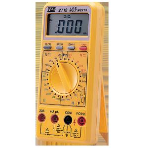 مولتی-متر-و-LCR-متر-دیجیتال-مدلTES-2712