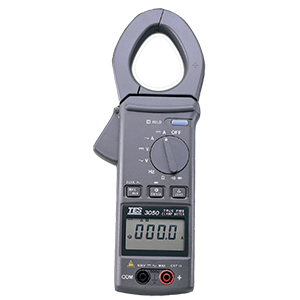 کلامپ-1000A-AC.DC-اتو-رنج-مدل-TES-3050