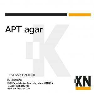 محیط کشت میکروبی APT agar - KN