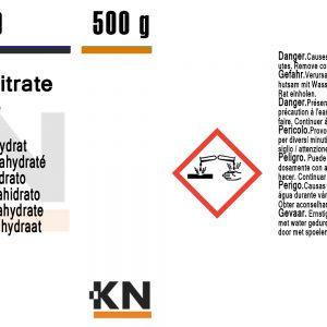 نیترات آلومینیوم غیرهیدراته- KN