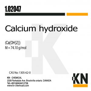 هیدروکسید کلسیم ( آهک هیدراته )