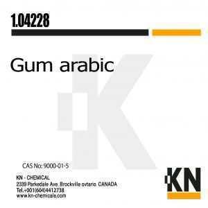 صمغ عربی KN 250gr