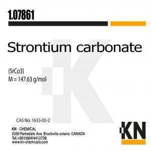کربنات استرانسیوم