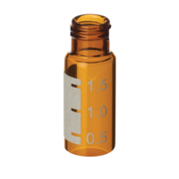 2.0 mL, 9 mm Short-Cap, Screw-Thread Vials (vial only)