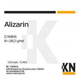 آلیزارین ( جوهر روناس / دیهیدروکسیآنتراکینون )