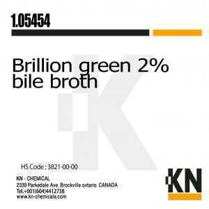brillian green2%bile broth