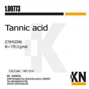 اسید تانیک