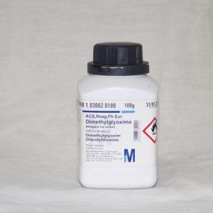 دی متیل گلایوکسیم 100 گرمی MERCK