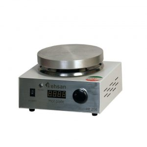 هات پلیت مگنت HT300 دیجیتال با سنسور دمای محلول - صفحه آلومینیوم