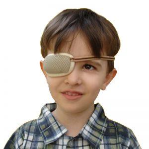 چشم بند تنبلی چشم