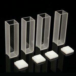 سل اسپکتروفتومتر UV (کووت کوارتزی) - unico کره