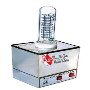 آب مقطرگیری 3 لیتر در ساعت کندانسور شیشه ای