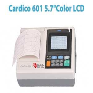 دستگاه الکتروکاردیوگراف کنز Cardico 601 5.7″ Color LCD