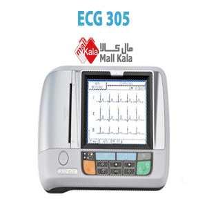 دستگاه الکتروکاردیوگراف کنزECG 305