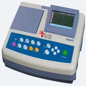 دستگاه الکتروکاردیوگراف یاشام 635
