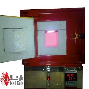 کوره الکتریکی 1500 درجه 7.5 لیتری