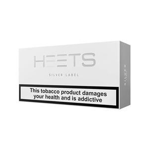 Heets cigarette