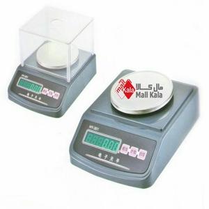 ترازو آزمایشگاهی یک صدم تا دو کیلو گرم