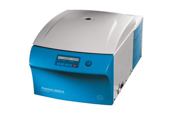 سانتریفوژ یونیورسال سری Premium دوربالا (یخچالدار)