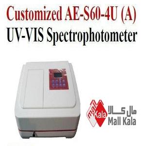 اسپکتروفتومتر UV-VIS مدل A)AE-S60-4UPC)