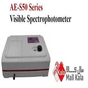 اسپکتروفتومتر VISIBLE مدل AE-S50-4V