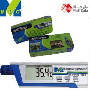 ترمورطوبت سنج قلمی مدل 98870 ساخت کمپانیMIC تایوان