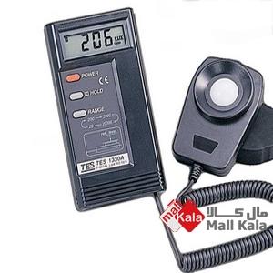 دستگاه لوکس متر دیجیتال مدل TES-1334A ساخت کمپانی TES تایوان