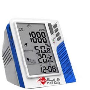 دیتا لاگر CO2، دما و رطوبت نصبی تایوان مدل 98537 MIC