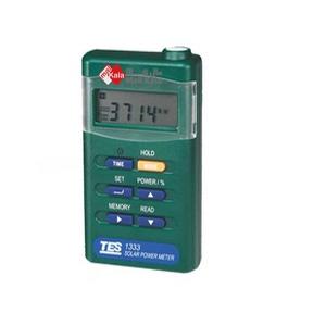 سولار پاورمتر مدل TES-1333 ساخت کمپانی TES تایوان