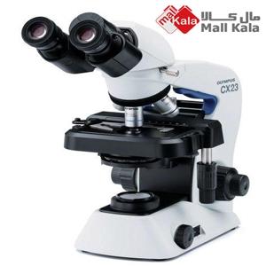 میکروسکوپ دو چشمی بیولوژی CX23 کمپانی OLYMPUS Japan