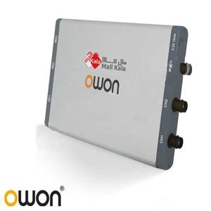 کارت اسکوپ 25 مگاهرتز دو کاناله OWON مدلVDS-1022I