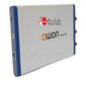 کارت اسکوپ کامپیوتر 60مگاهرتز 4کاناله OWON مدل VDS-2064