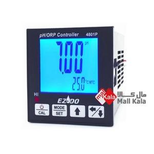 کنترلرPH مدل 4801P با 2 خروجی رله EZDO تایوان