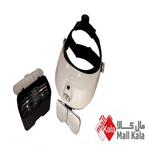 دستگاه لوپ کلاهی دندانپزشکی