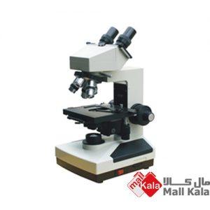 میکروسکوپ آزمایشگاهی مدل XSP با چهارلنز 4x/10x/40x/100x