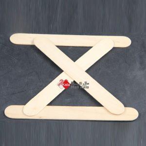 آبسلانگ چوبی پزشکی