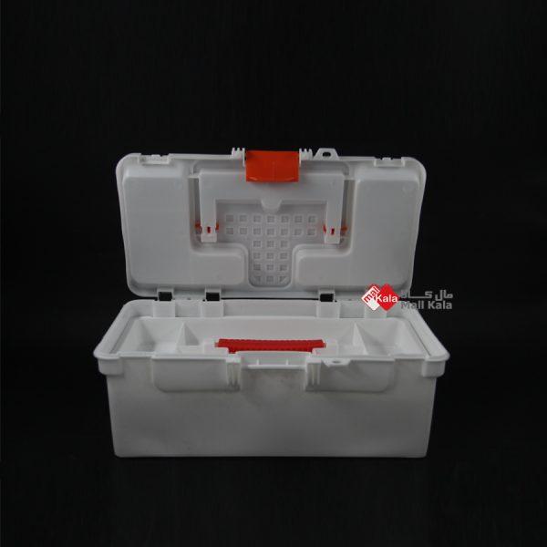 جعبه کمک اولیه طلقی قابل حمل