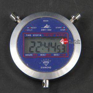 خرید کرنومتر دیجیتال فلزی مارک دیاموند مدل DM1-002