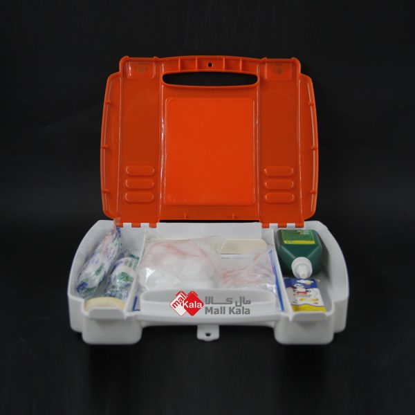 جعبه کمک های اولیه طلقی