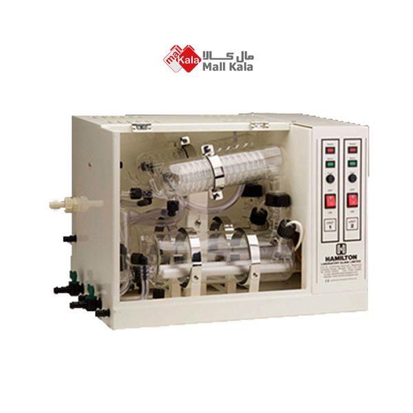 خرید دستگاه آب مقطرگیری دوبار تقطير Hamilton انگلیس مدل WSC 4D