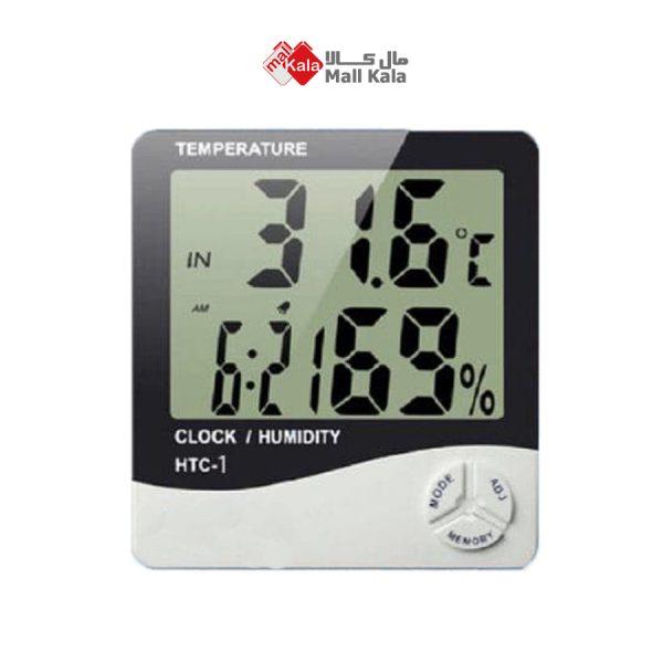 حرارت سنج و رطوبت سنج دیجیتال HTC-1