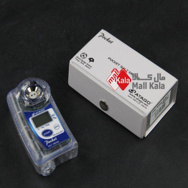 رفراکتومتر آزمایشگاهی - شوری سنج ATAGO دیجیتال Pal - Easy salt