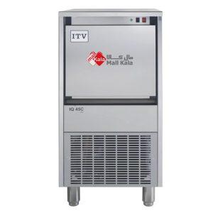 یخساز پودری ۱۰۰کیلویی مدل IQ100 کمپانی ITV