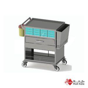 خرید ترالی حمل دارو PTR45 راد طب